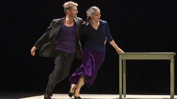 Rácáfol korára a két ősz halántékú tánclegenda