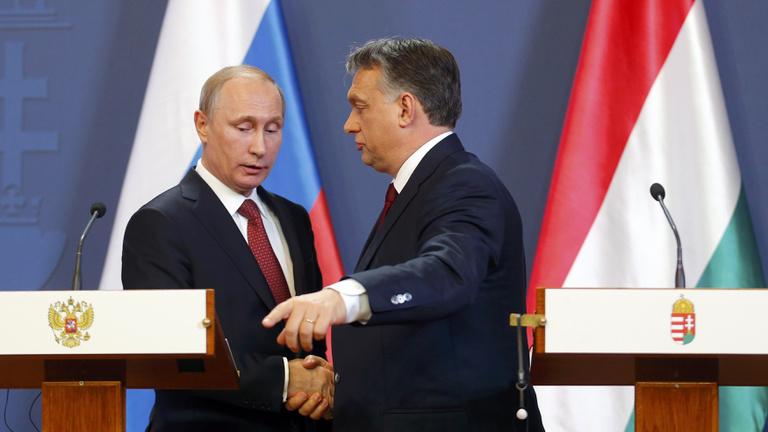 Putyin szinte hazajár Budapestre