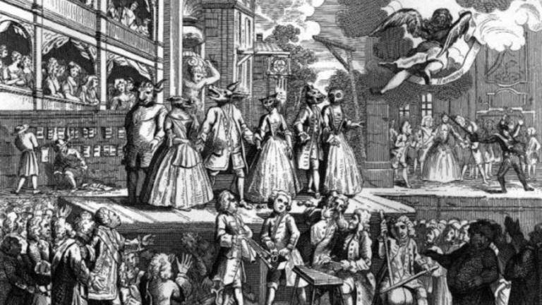 A római pápa, aki földig rombolt egy operaházat