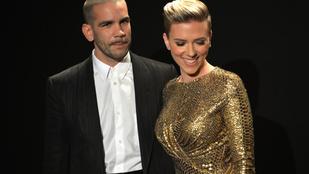 Scarlett Johansson két perc alatt képes bárkibe beleszeretni