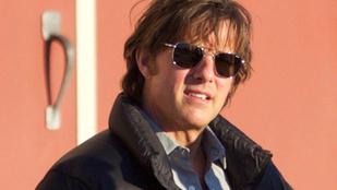 Ön látta Tom Cruise-t mostanában?