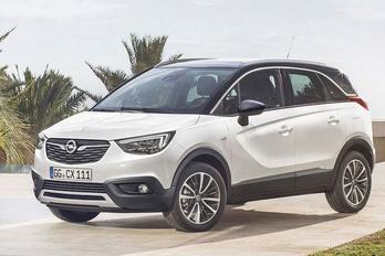 Mit tud az Opel új félszerzete?