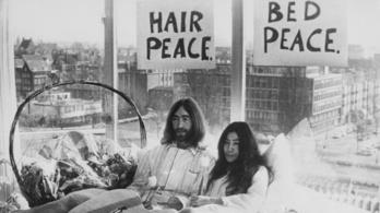 John Lennon és Yoko Ono szerelméről készül film