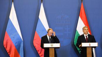 Putyin Szlovákián át közelít