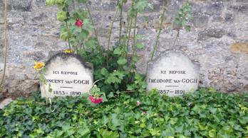 Ön is segíthet Vincent van Gogh sírhelyének rendezésében
