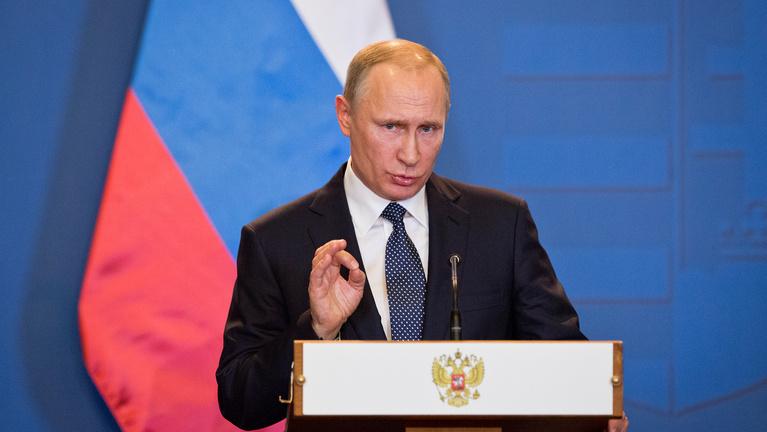 Putyin azt hozta, amit ígért