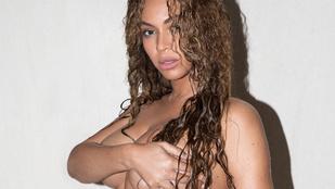 Itt van Beyoncé összes terhesfotója