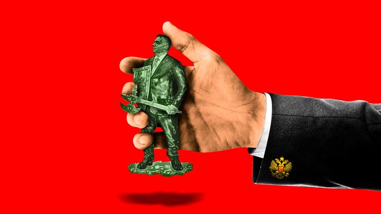 Orbánt is eszközként használja Putyin a Nyugat ellen