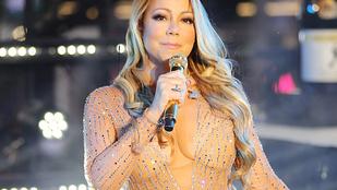Mariah Carey neccharisnyás lépcsőzése mélyen érintheti