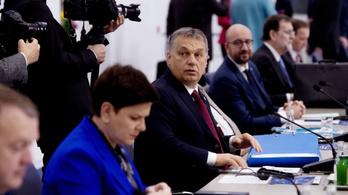 Orbánt meglepték a Trumpra adott neurotikus reakciók