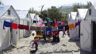 Díjat kapott az IKEA menekültháza