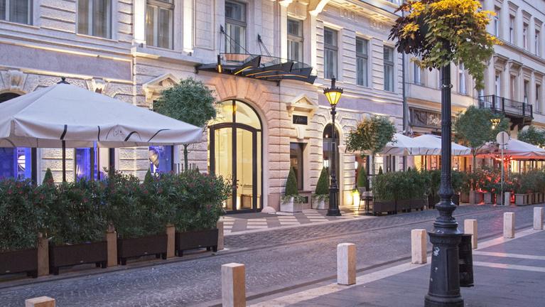A zenei tematikájú budapesti luxushotel a világ legjobb szállodája