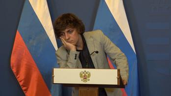 Az újságíró, akinek Putyin volt az álma