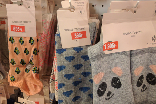 Women's Secret: ha mindigis cuki állatos zoknikra vágyott, itt a remek alkalom! 599 forintért már lehet vicces zoknija!