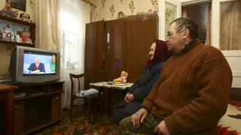 Lukasenko: Putyin megsértette a határszerződést
