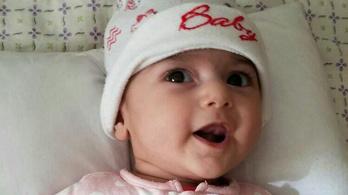 Mégis beutazhat az USA-ba az életmentő műtétre váró iráni kisbaba