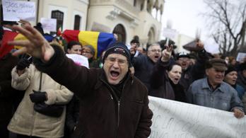 A tüntetők most már a miniszterelnök fejét követelik Romániában