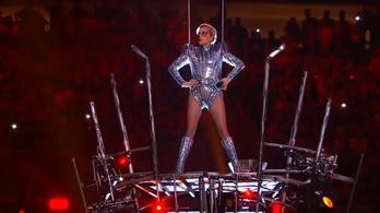 Ügyesen kerülte ki a cenzúrát Lady Gaga