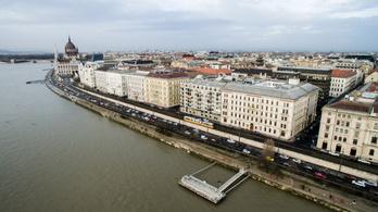 A budapestiek a leggazdagabbak