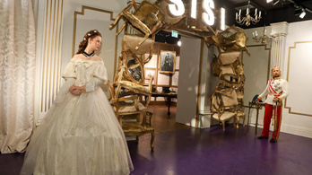 Szagoljon bele Sissi korába a bécsi Madame Tussauds panoptikumban!
