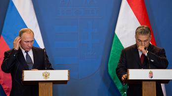 Egyre ferdébbeket ferdít a kormány az Oroszország elleni szankciókról