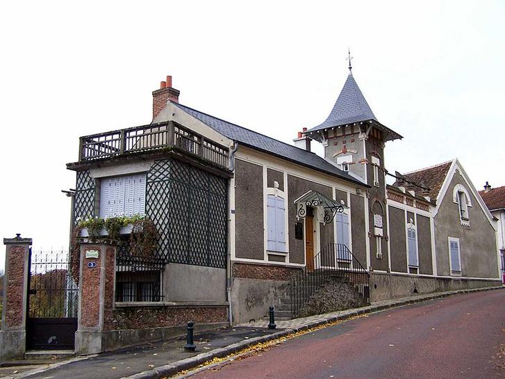 Maurice Ravel egykori háza ma múzeum