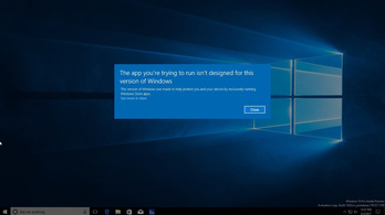 Kiszivárogtak az első képet a Windows 10 Cloudról