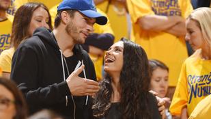 Mila Kunis és Ashton Kutcher is nagyon várta az idei Super Bowl döntőjét