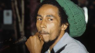40 éve elveszettnek gondolt Bob Marley koncertfelvételek kerültek elő