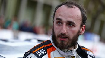 Elfeledett klasszis jelentkezett be F1-tesztre