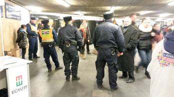 Rendőrök és közteresek akadályozták az olimpiás aláírásgyűjtést