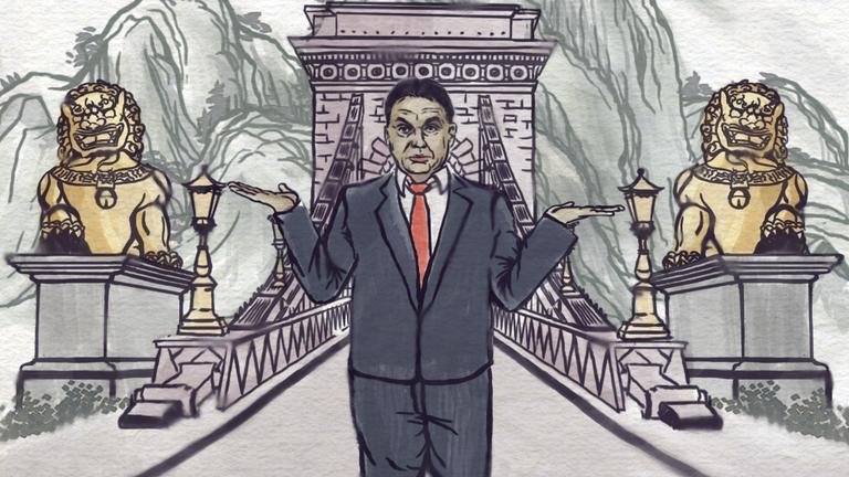 Magyarország lett Kína kapuja, csak Kína nem tud róla