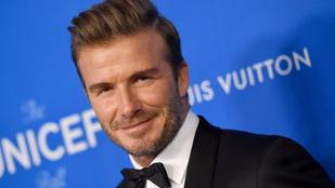 Kiszivárgott a levelezés, amivel zsarolni próbálták David Beckhamet