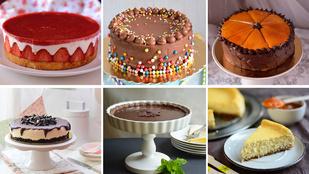 Legjobb szülinapi torták