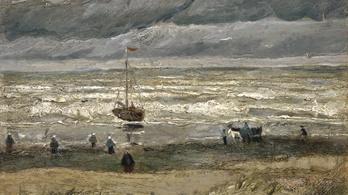 Februárban még a nápolyiak nézegethetik a lopott Van Gogh képeket