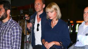 Tom Hiddleston elmondta, hogy milyen szuper volt Taylor Swifttel járni