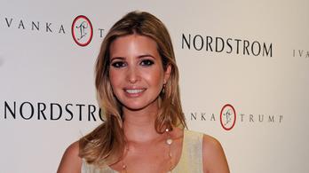 Trump kiakadt, amiért a Nordstrom nem vevő a lánya ruháira