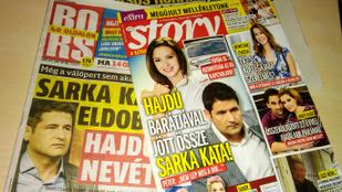 Hírek mediterrán hasé mellé: Sarka Kata megváltoztatta a nevét
