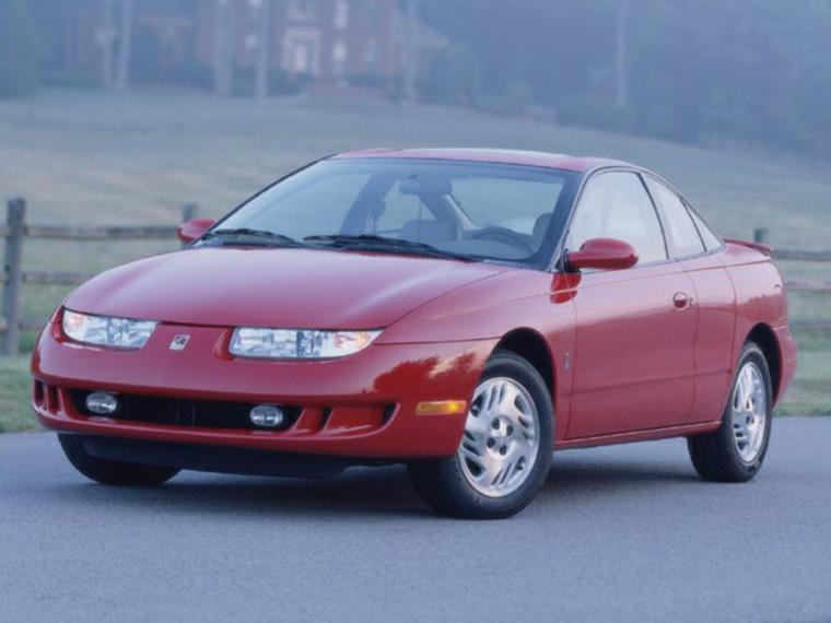 Saturn SC (1991-2002) - Ez éppen a második generáció, de a többi sem volt különb
