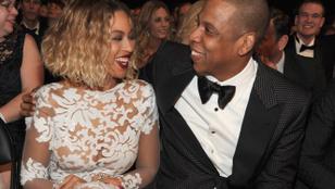 Emlékszik még, mikor Jay-z és Beyoncé egymás fenekét markolászták a Grammy-n?
