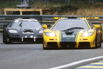 A McLaren visszatérne Le Mans-ba