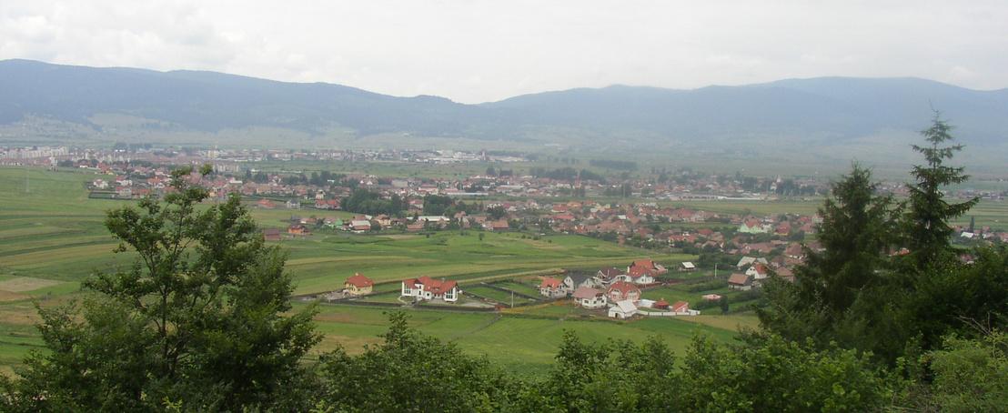 Miercurea Ciuc, Harghita County, Transylvania