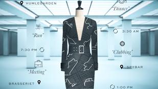 Online életünk alapján készít ruhát egy új alkalmazás