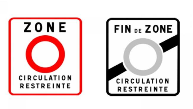 Csak környezetvédelmi matricával lehet áprilistól Párizs belterületén autózni