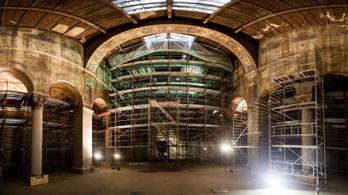 Az év végére megújul a Szépművészeti Múzeum épülete