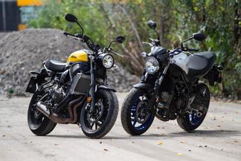 XSR700 Yamaha