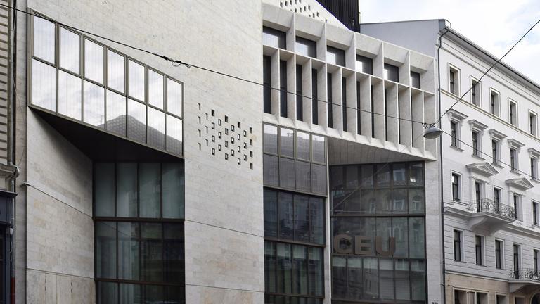 Új törvényjavaslat miatt érzi magát fenyegetve a CEU