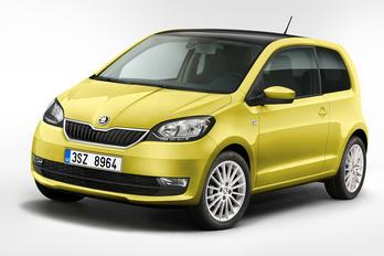 Mintha vidámabb lenne az új Škoda Citigo
