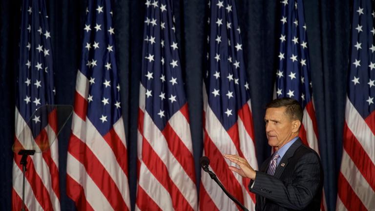 Nagy bajban van Trump nemzetbiztonsági tanácsadója