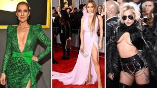 Ki volt a Grammy-díjátadó legjobban öltözött celebnője?